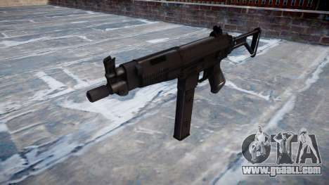 Gun Taurus MT-40 buttstock2 icon2 for GTA 4