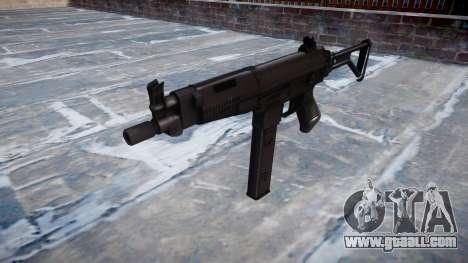 Gun Taurus MT-40 buttstock2 icon2 for GTA 4