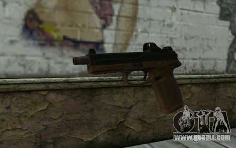 FN FNP-45 With Sight for GTA San Andreas