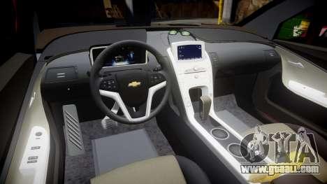 Chevrolet Volt 2011 v1.01 rims1 for GTA 4 inner view