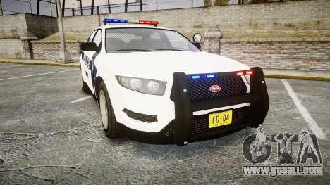 GTA V Vapid Interceptor LP [ELS] for GTA 4