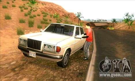 Life situation v3.0 for GTA San Andreas fifth screenshot
