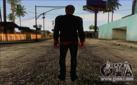 Hoyt Volker (Far Cry 3) for GTA San Andreas second screenshot