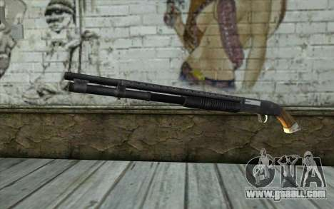Mossberg 500 from Battlefield: Vietnam for GTA San Andreas