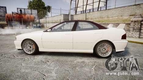 Dinka Chavos HSX for GTA 4 left view
