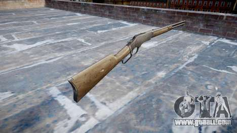 Rifle Winchester Model 1873 icon1 for GTA 4 second screenshot