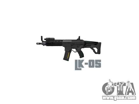 Machine LK-05 LAM icon3 for GTA 4 third screenshot