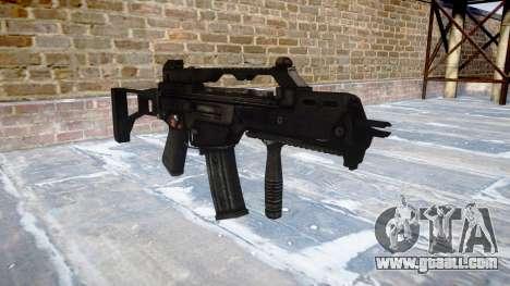Assault rifle HK G36C for GTA 4