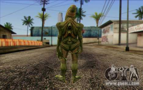 Alien from GTA 5 for GTA San Andreas second screenshot
