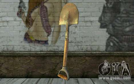 Shovel (DayZ Standalone) for GTA San Andreas