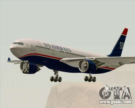 Airbus A330-200 US Airways for GTA San Andreas