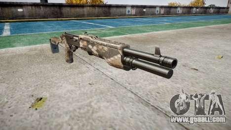 Ружьё Franchi SPAS-12 Viper for GTA 4