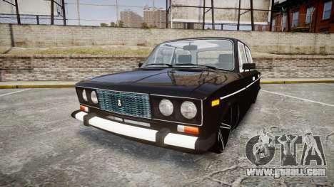 VAZ-2106 Vossen for GTA 4