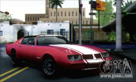 GTA 5 Phoenix for GTA San Andreas