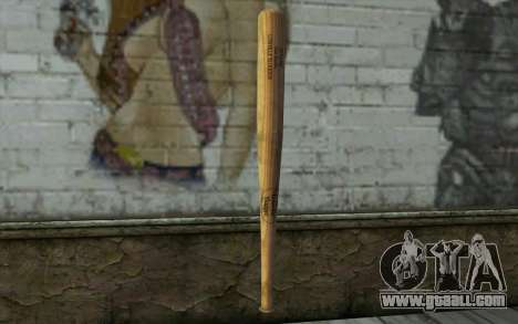 Бита (DayZ Standalone) for GTA San Andreas second screenshot