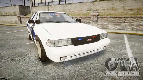 GTA V Vapid Cruiser LP [ELS] Slicktop for GTA 4