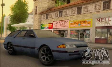 GTA 5 Stratum for GTA San Andreas