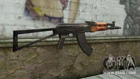AK-105 for GTA San Andreas second screenshot