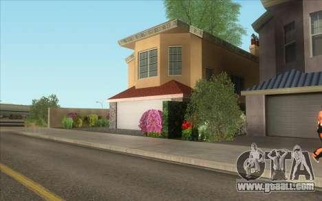 New home in Las Venturas for GTA San Andreas