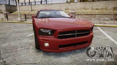 Bravado Buffalo SRT for GTA 4