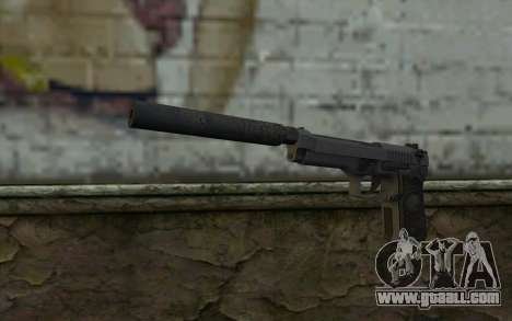 M9A1 Beretta from Spec Ops: The Line for GTA San Andreas