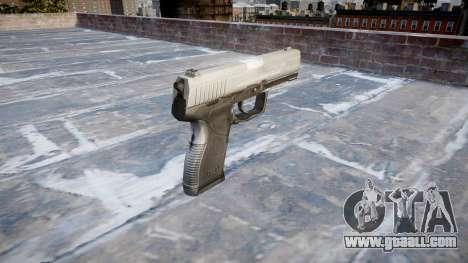 Pistol Taurus 24-7 titanium icon1 for GTA 4 second screenshot