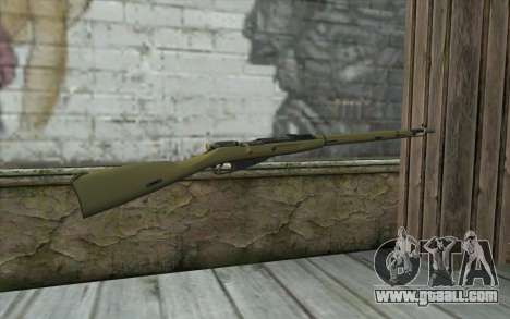 The Mosin-v7 for GTA San Andreas second screenshot