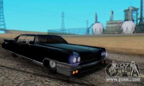 Cadillac Stella II for GTA San Andreas