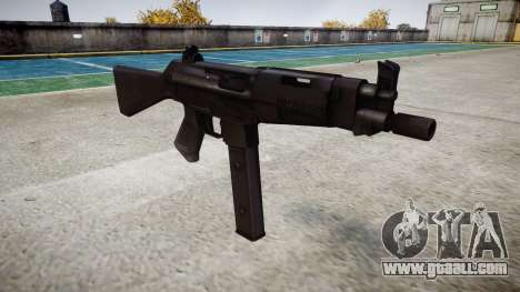Gun Taurus MT-40 buttstock1 icon3 for GTA 4