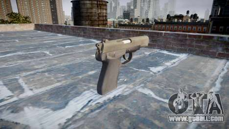 Gun QSZ-92 for GTA 4 second screenshot