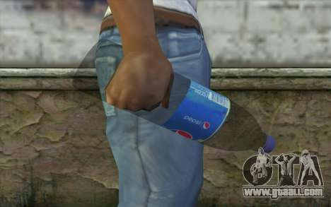 Nuclear Pepsi for GTA San Andreas third screenshot