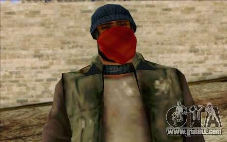 Vagabonds Skin 1 for GTA San Andreas third screenshot