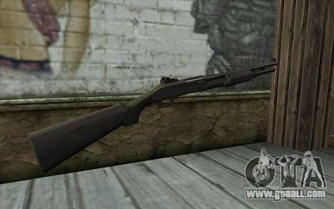 Benelli M3 Bump Mapping v4 for GTA San Andreas second screenshot