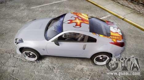 Nissan 350Z EmreAKIN Edition for GTA 4 left view
