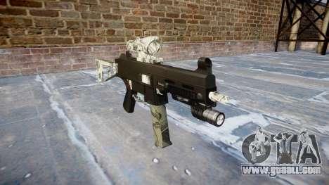 Gun UMP45 Benjamins for GTA 4