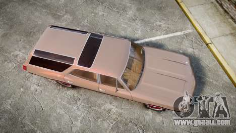 Oldsmobile Vista Cruiser 1972 Rims1 Tree4 for GTA 4 right view
