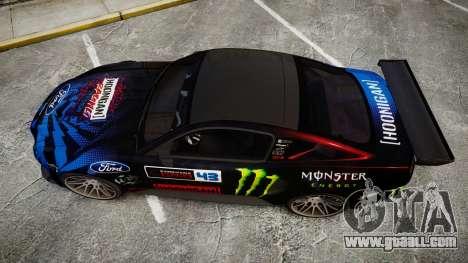 Ford Mustang GT 2014 Custom Kit PJ3 for GTA 4 right view