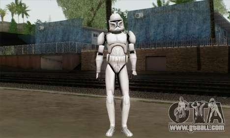 Star Wars Clone for GTA San Andreas