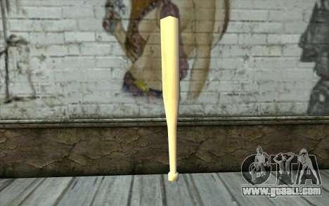 Bat from Beta Version for GTA San Andreas