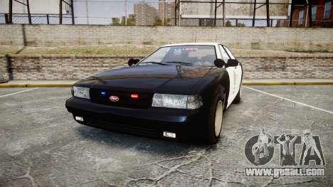 GTA V Vapid Cruiser LSP [ELS] Slicktop for GTA 4