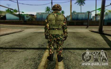 The Expendables 2 Enemy for GTA San Andreas second screenshot