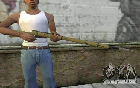 The Mosin-v7 for GTA San Andreas third screenshot