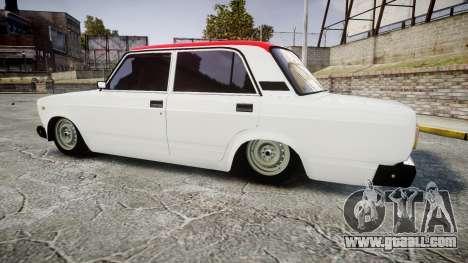 VAZ-2107 Italy for GTA 4