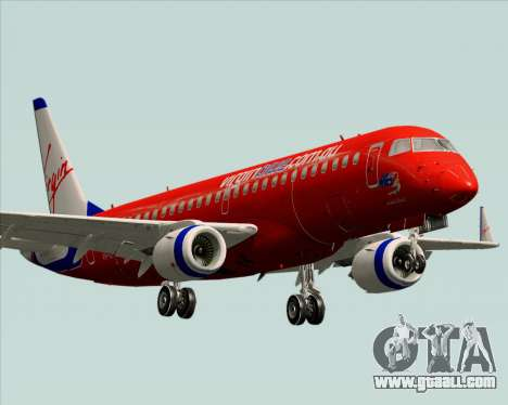 Embraer E-190 Virgin Blue for GTA San Andreas