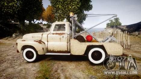 DMG Titan [EPM] Rusty for GTA 4 left view
