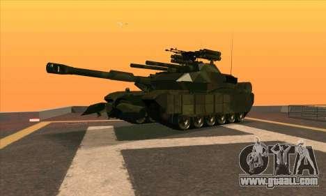 M1A1 Abrams Brawl (Transformers) for GTA San Andreas
