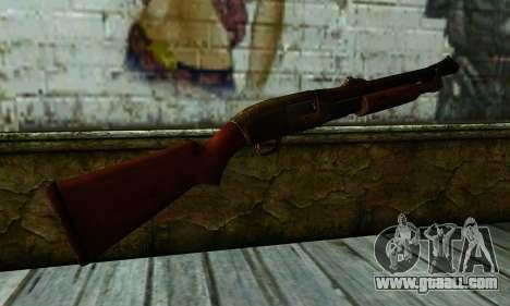 Shotgun from Gotham City Impostors v1 for GTA San Andreas second screenshot