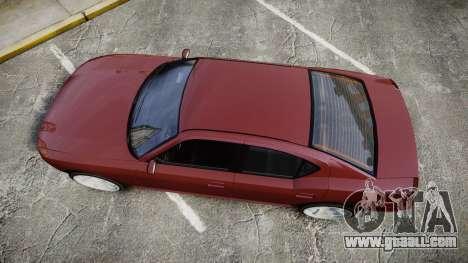 Bravado Buffalo SRT for GTA 4 right view