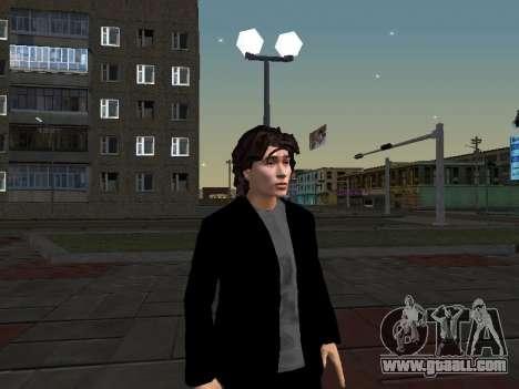 Viktor Tsoi for GTA San Andreas forth screenshot