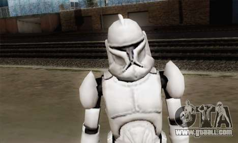 Star Wars Clone for GTA San Andreas third screenshot